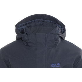 Jack Wolfskin Northern Edge Hardshell Jacket Men night blue